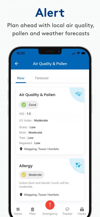 App Store - 6.5 inch Screenshot 4 - Alert