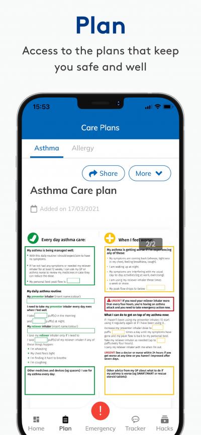 App Store - 6.5 inch Screenshot 5 - Plan